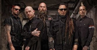 Five Finger Death Punch : Ivan Moody ne quitte pas le groupe !