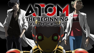 Atom the Beginning ep 2 vostfr