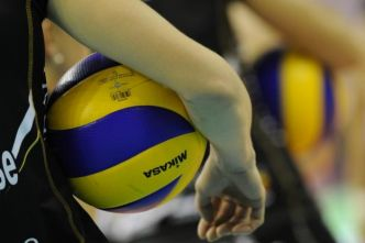 Volley - Ligue B(H) - Demi-finale de play-offs : Cannes bat Saint-Nazaire
