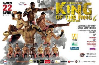 King Of The Ring #6 : les résultats