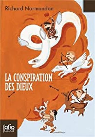 La conspiration des dieux par Richard Normandon