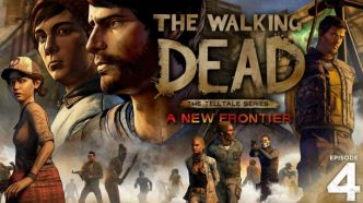 The Walking Dead A New Frontier : L'épisode 4 daté