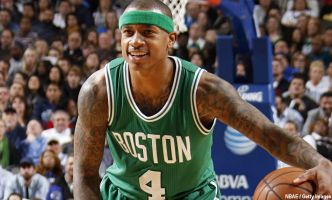 Porté par un super Isaiah Thomas, Boston égalise face à Chicago