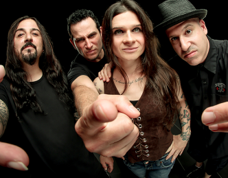 LIFE OF AGONY: interview