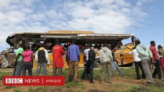 Kenya : un accident fait 26 morts