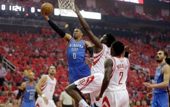 NBA : Houston s'extirpe de la tornade Russell Westbrook (VF)