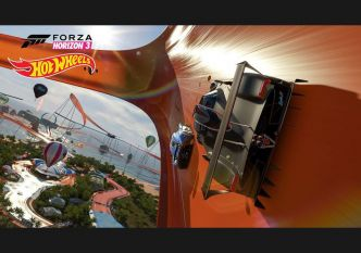 News - Forza Horizon 3 au pays des Hot Wheels