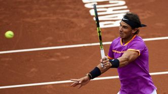 Nadal poursuit sa route sans trembler