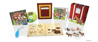 Un collector qui sent bon la campagne pour Harvest Moon : Skytree VIllage