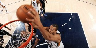 Rudy Gobert, l'« equalizer » du Jazz face aux Clippers