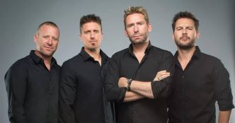 Nickelback : second titre dévoilé, Song On Fire