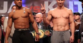 Joshua – Klitschko 2017 Boxe en direct live streaming