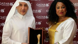 Qatar Airways officialise son plus important contrat sponsoring avec la FIFA jusqu'en 2022 - SportBuzzBusiness.fr