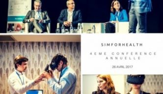 Immersion dans la simulation numérique avec SimforHealth | e-Health and connected things