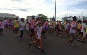 Fare Ute en couleur avec la Color Fun Run