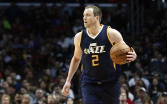 Joe Ingles, la caution fighting spirit du Jazz, veut prolonger