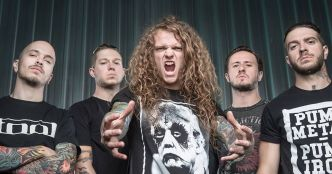 Miss May I : nouveau titre, Shadows Inside (clip officiel)