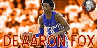 Road to the Draft : De'Aaron Fox, l'explosif outsider qui monte (top 5)