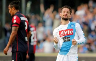 "Equipe type Serie A : ""Le virtuose Mertens"""