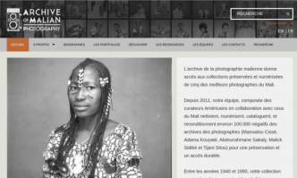 100000 photographies maliennes archivées sur internet