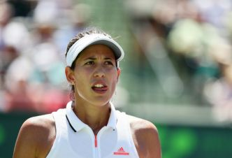 Tennis:  Muguruza rejoint Venus Williams en quarts à Rome