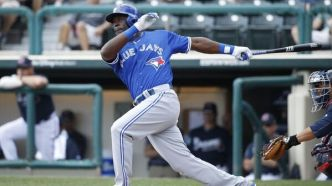 Anthony Alford rappelé par les Blue Jays