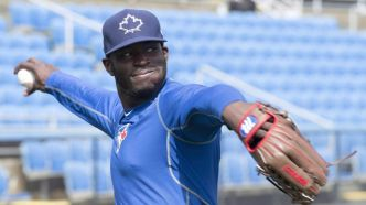 Les Blue Jays rappellent Anthony Alford