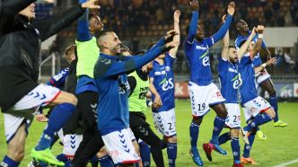"Racing Club de Strasbourg : ""On a gravi la montagne et on atteint maintenant la Ligue 1"""