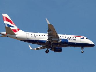British Airways : reprise des vols Quimper-Londres City