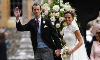 Le mariage de Pippa Middleton et James Matthews en photos · Paris Match.be
