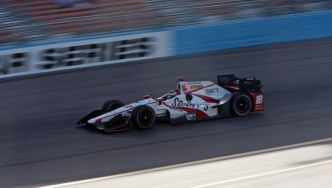 Indy 500, Sébastien Bourdais victime d'un accident en qualifications - France Racing