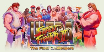 Un trailer qui tabasse pour Ultra Street Fighter II: The Final Challengers sur Nintendo Switch