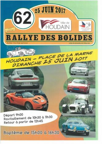 Rally des Bolides