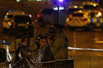 At least 19 killed in suspected attack at Ariana Grande concert in British arena