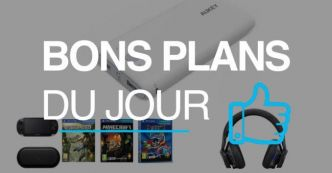 Bons plans : le high-tech au menu du jour