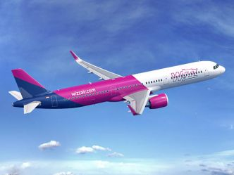 Wizz Air se pose à Francfort