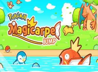 Pokémon : Magicarpe Jump disponible en Europe…