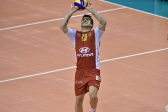 Volley - Transfert - Pierre Pujol (As Cannes) rejoint Grebennikov à Civitanova