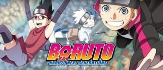 Anime - Boruto - Naruto Next Generations - Episode #8 - Le Message du rêve, 25 Mai 2017