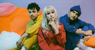 Paramore : le titre Told You So en live chez James Corden