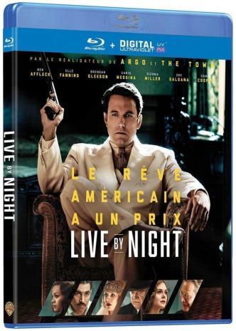 Actualités Blu-ray/DVD « Live by Night » : une adaptation luxueuse mais manquant de souffle...