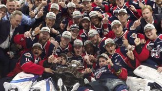 Les Spitfires de Windsor remportent la Coupe Memorial
