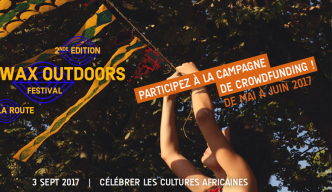 Festival Cinewax Outdoors - célébrer les cultures africaines, et WAX UP