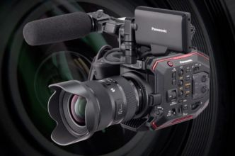 Panasonic EVA 1 - New 5.7K Super 35, EF mount, 4K 10bit 4:2:2 Camera Unveiled at Cine Gear Expo 2017