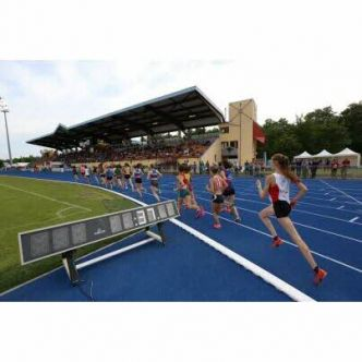 Athlétisme : le meeting international de Belfort-Montbéliard en images
