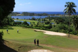 Golf – 32e Tahiti Open International : Une journée de rêve