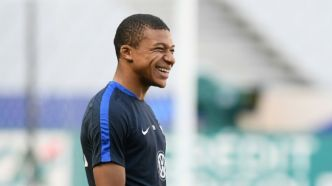 Amical France-Angleterre: Mbappé titulaire contre l'Angleterre