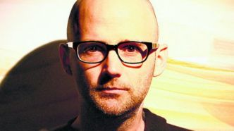 Album surprise pour Moby