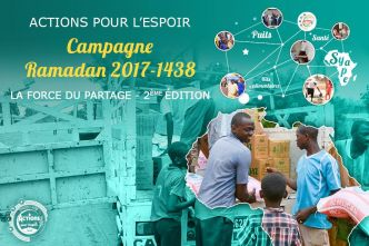 150 kits alimentaires distribués ! On continue !