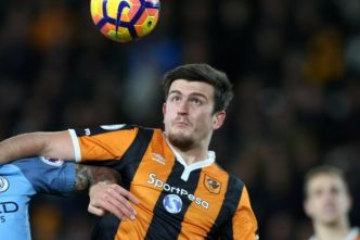 Foot - Transferts - Transferts : Harry Maguire 5 ans à Leicester (off.)